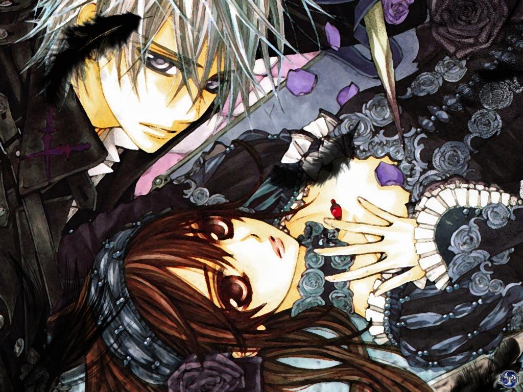 Vampire Knight Zero Wa...