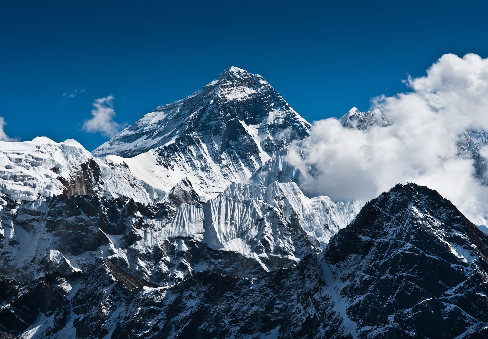 39 Mount Everest Hd Wallpaper On Wallpapersafari