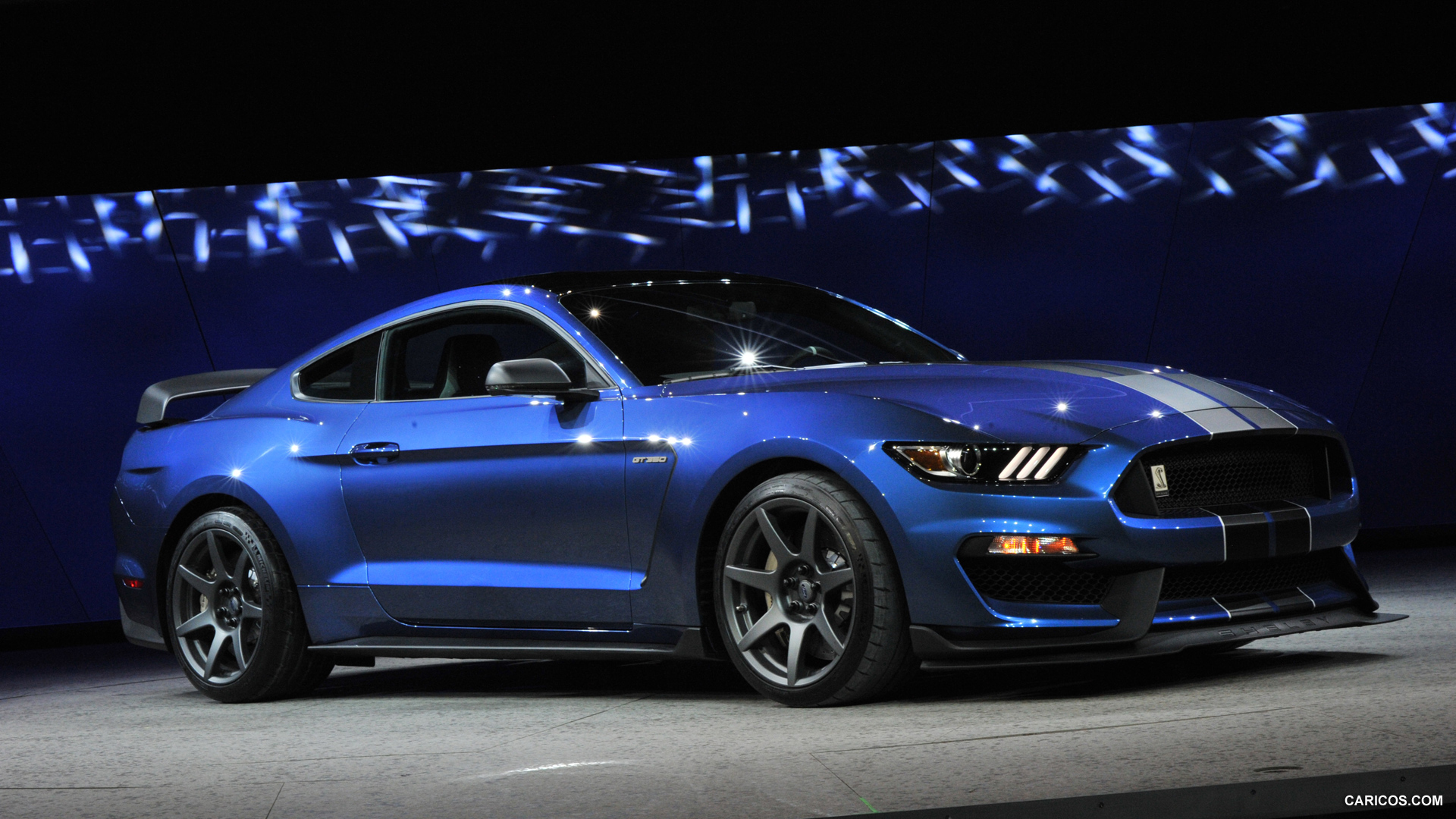 Ford Mustang Shelby GT350R Wallpaper 1920x1080