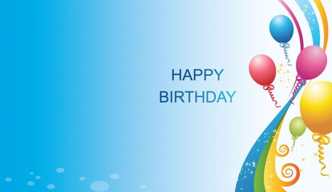 Free Birthday Background Images - WallpaperSafari