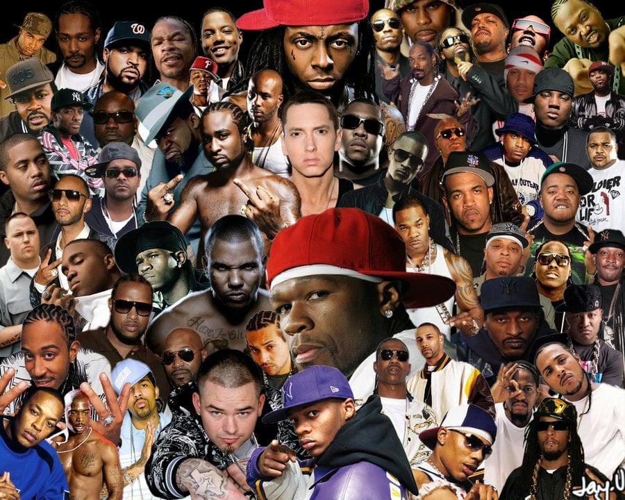 Rapper Wallpaper by Wolfkorg 900x720