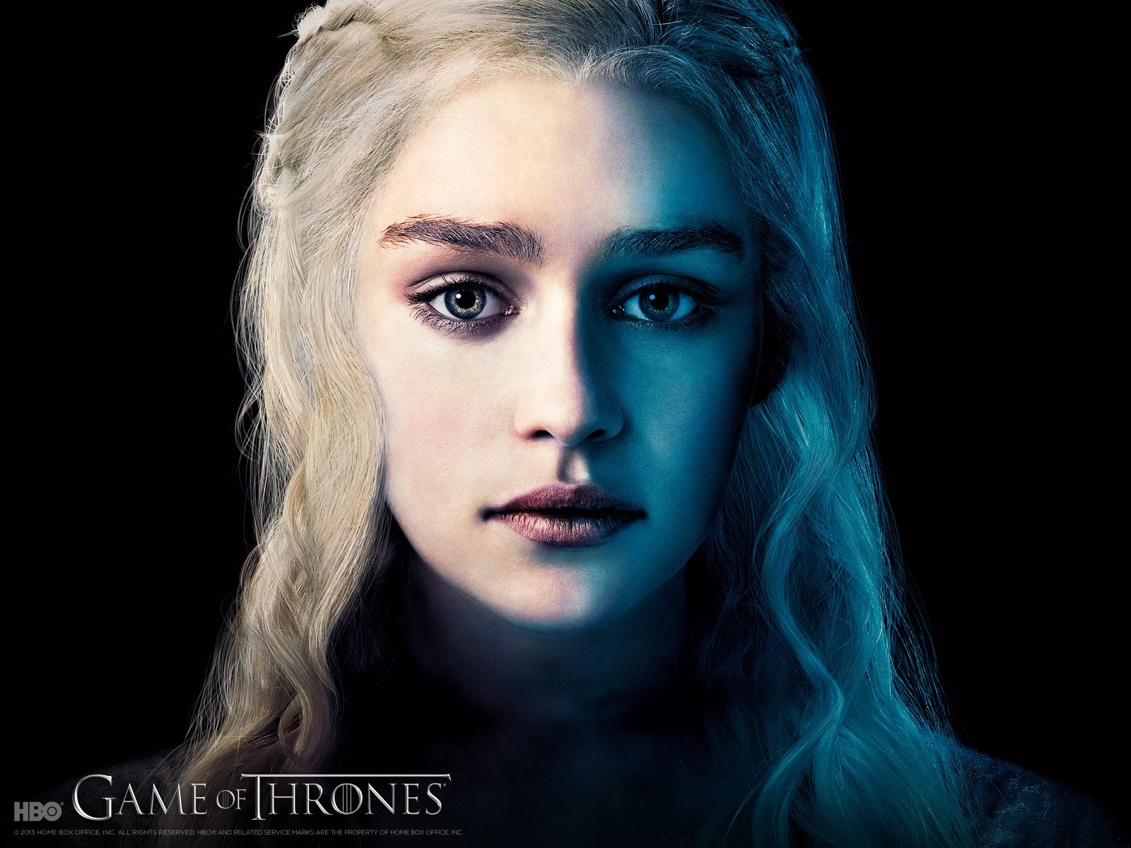 Emilia Clarke en Game of thrones Wallpaper ID1091 1600x1200