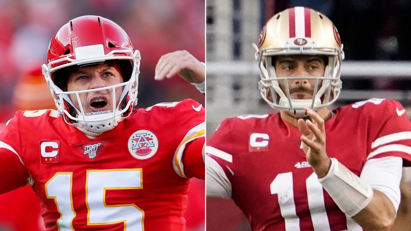 Kansas City Chiefs will play San Francisco 49ers in Super Bowl LIV 1600x900