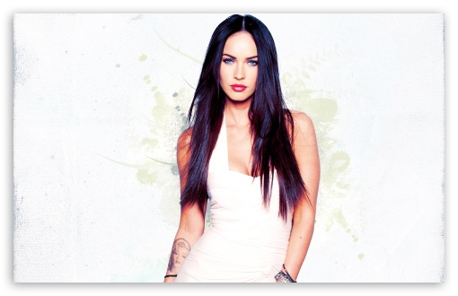 Megan Fox HD wallpaper for Standard 43 54 Fullscreen UXGA XGA SVGA 510x330
