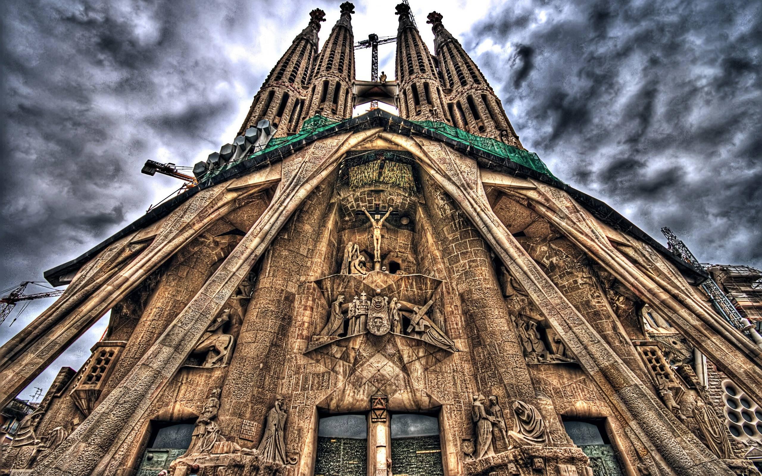 Gaudi Wallpapers 2560x1600