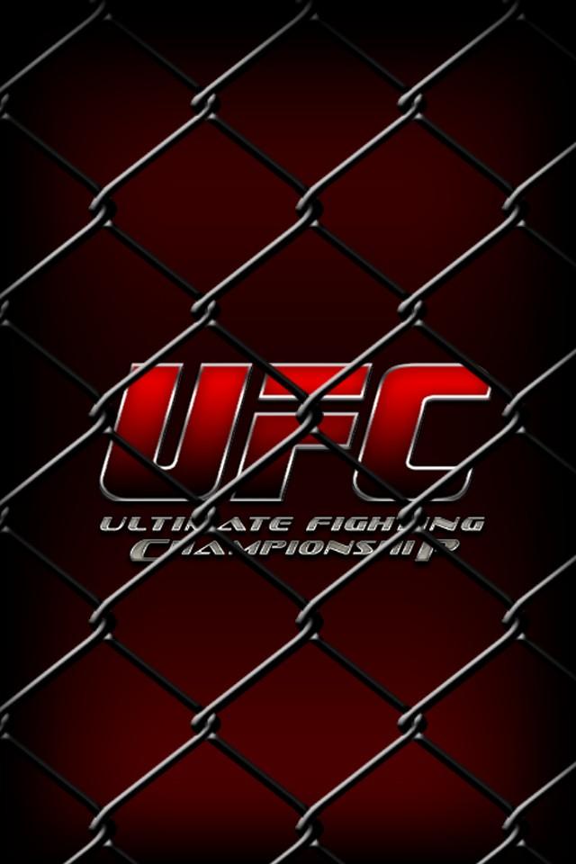 Ufc Logo Wallpaper Hd Ufc hd iphone theme 640x960