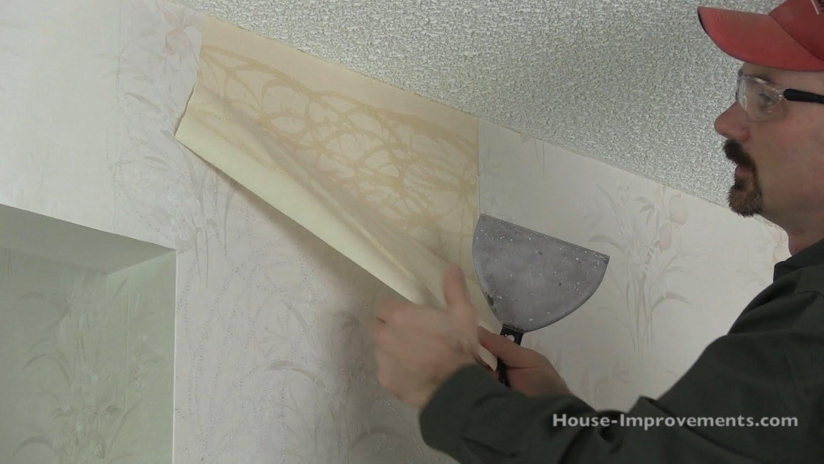 Fabric Softener to Remove Wallpaper