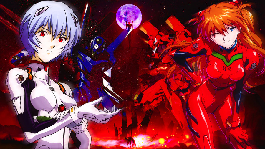 Free Download Neon Genesis Evangelion Wallpaper By Ivansahn