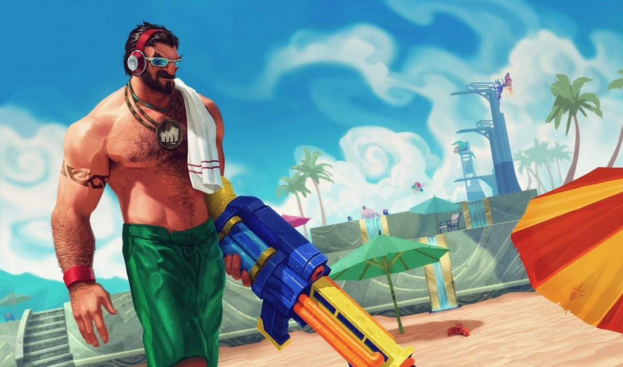 Pool party league wallpaper wallpapersafari - Se7ensins mw2 ...