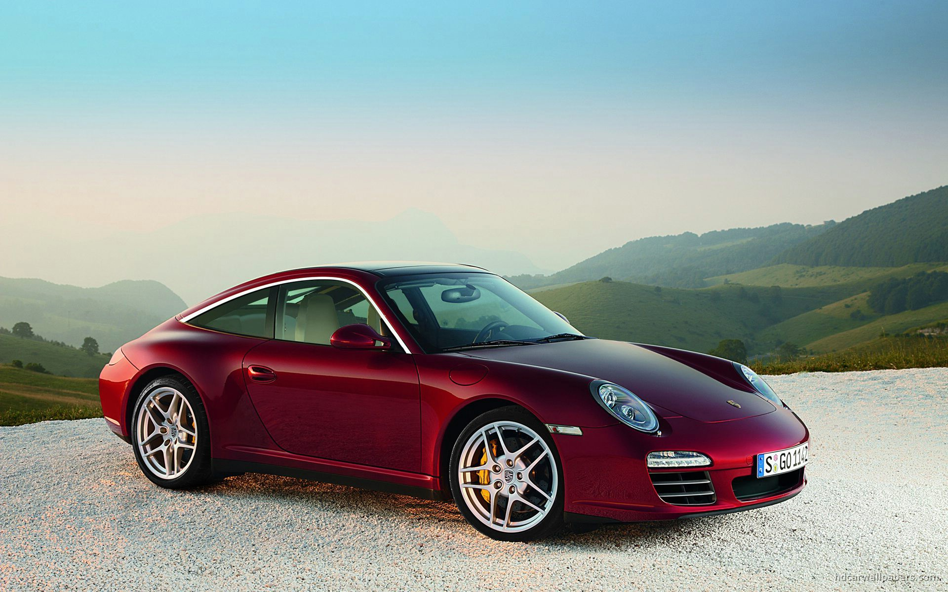 Porsche 911 Targa 4S Wallpapers HD Wallpapers 1920x1200