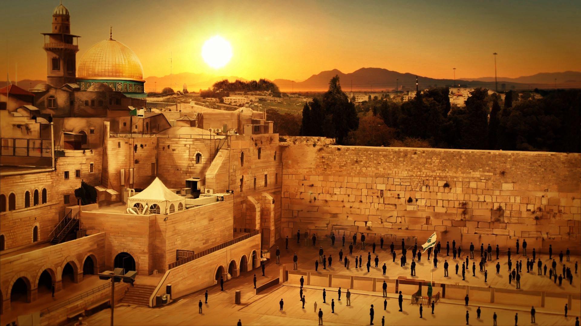 Jerusalem HD Wallpapers 1920x1080