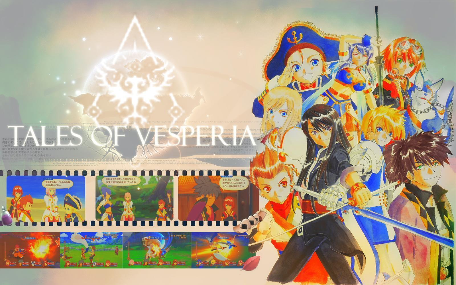 Tales Of Vesperia Wallpapers 1600x1000