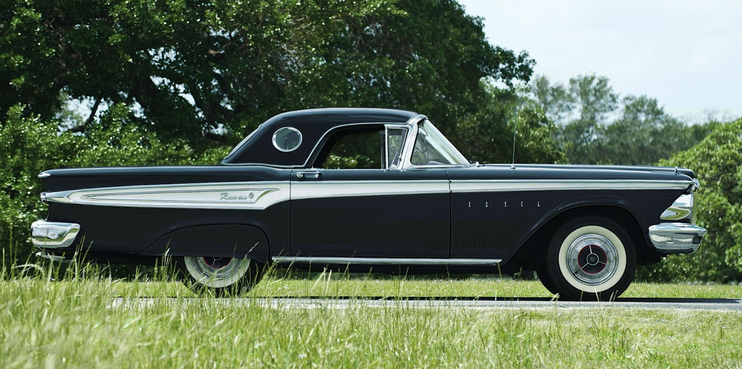 What if Edsel had its own version of the Thunderbir Hemmings Daily 2500x1244