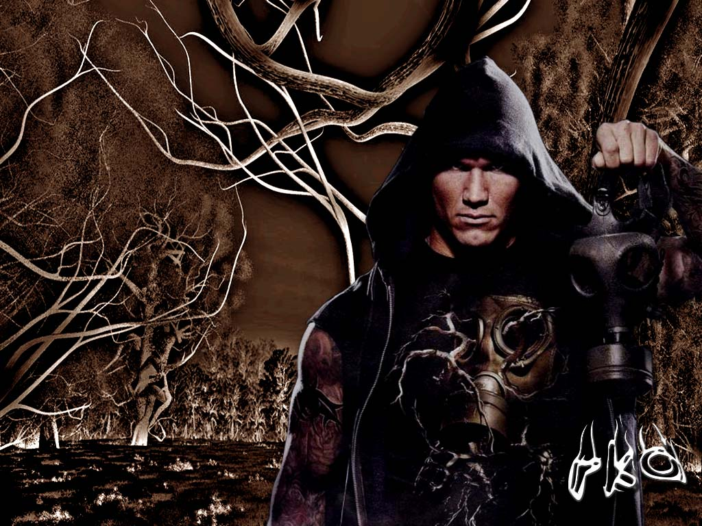WWE WALLPAPERS Randy Orton randy orton wallpaper randy orton 1024x768