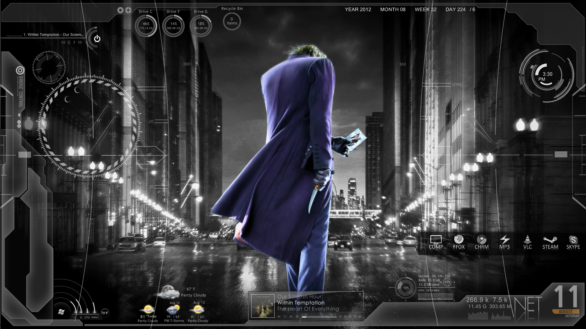 skins themes windows utilities windows 7 utilities other 2012 2015 1920x1080