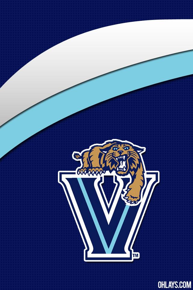 Villa Nova Wallpaper Villanova Wildcats Iphone 640x960