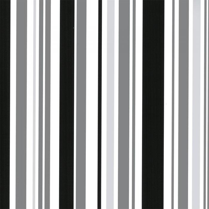Love Wallpaper Barcode Striped Wallpaper Black Silver White 700x700