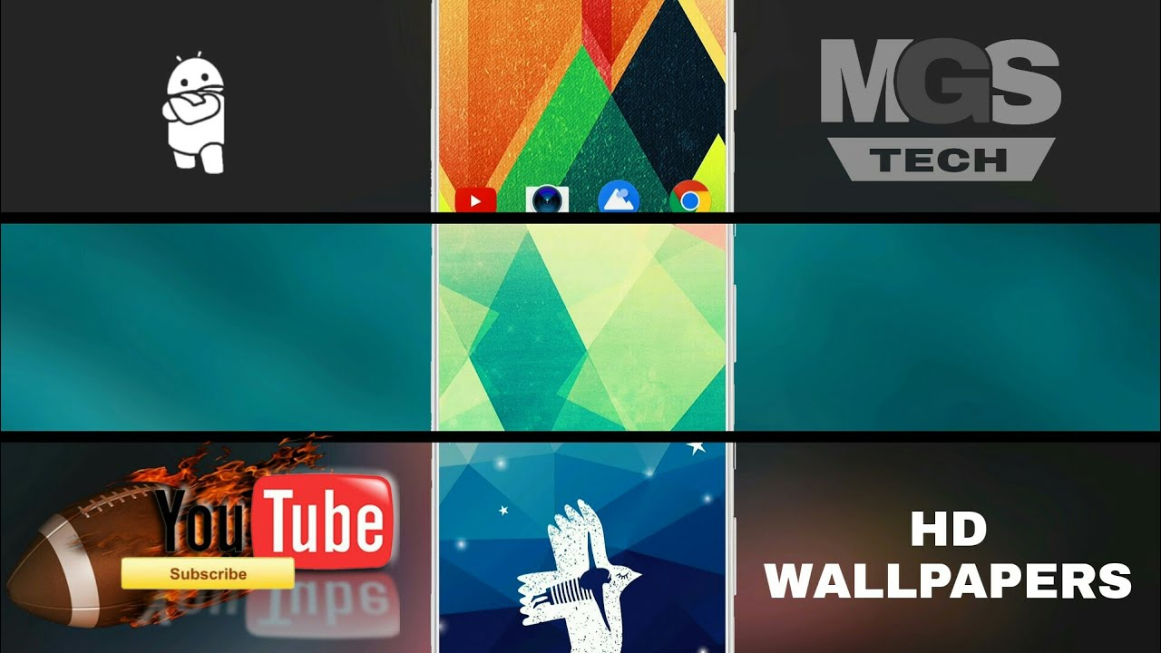 Best Hd wallpapers apps for Android every Youtuber must have ft 1280x720