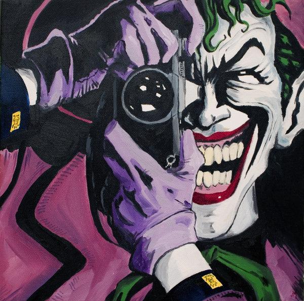 The Killing Joke Wallpaper The killing joke by bats16 600x594