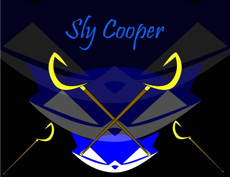 Sly Cooper Wallpaper by XavierPhoenix on deviantART 793x612