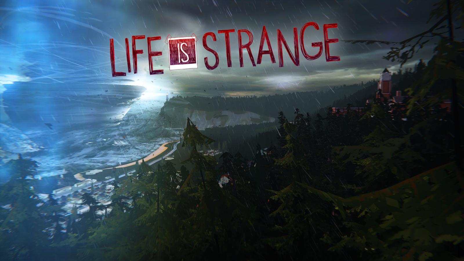 Life Is Strange HD Wallpaper