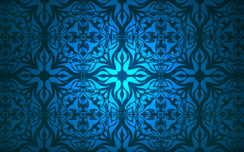 Vintage Blue Pattern Mac Wallpaper Download Mac Wallpapers 2880x1800
