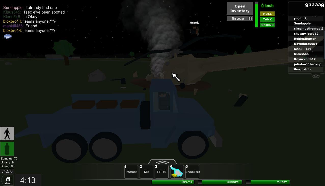 Helicopter Crash Sites Apocalypse Rising Roblox Wiki FANDOM 1276x730