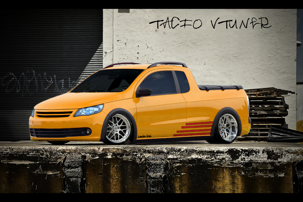 VW  Saveiro G5 by TacioVtuner 1024x683
