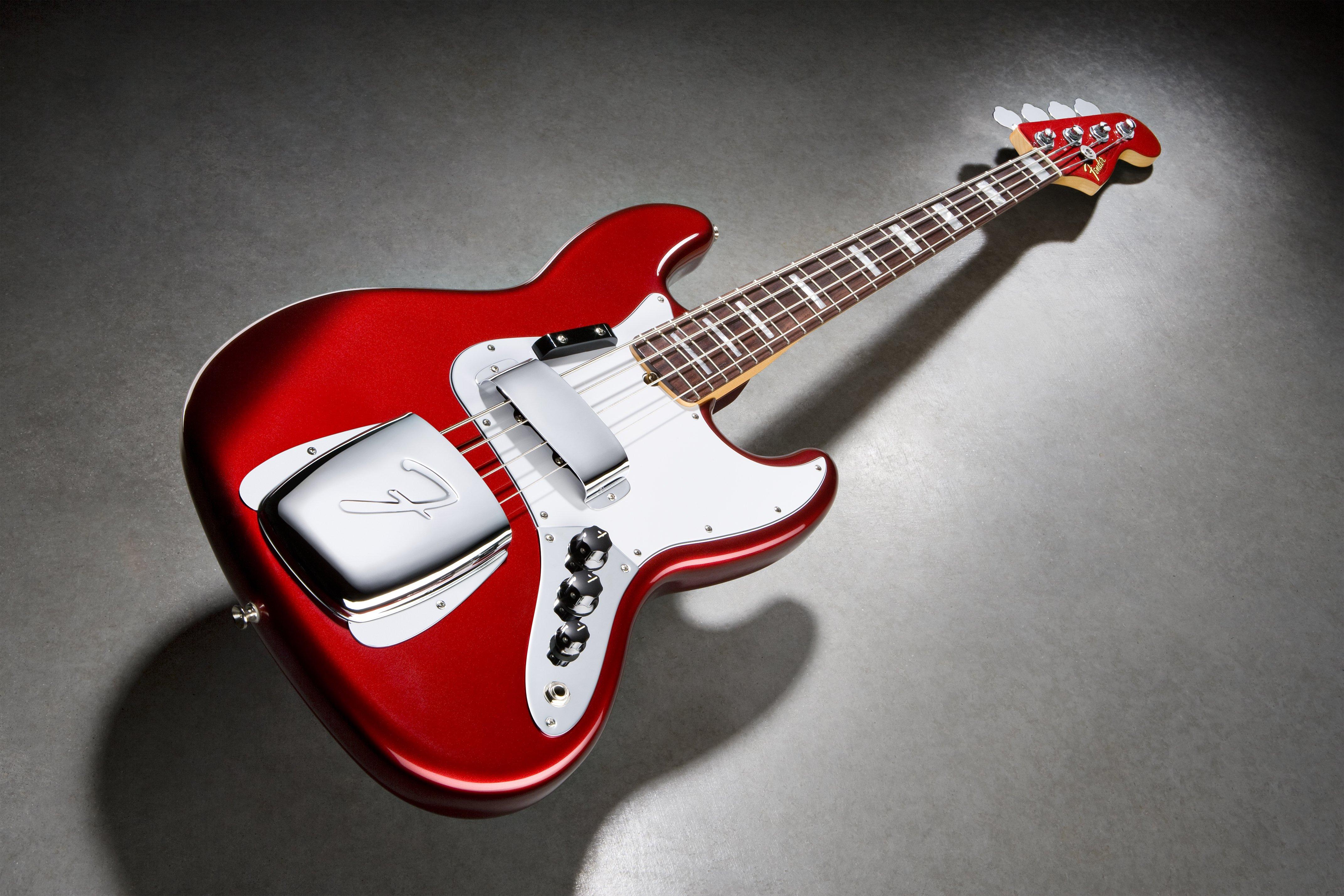 Bass Guitar Wallpaper 4283x2855