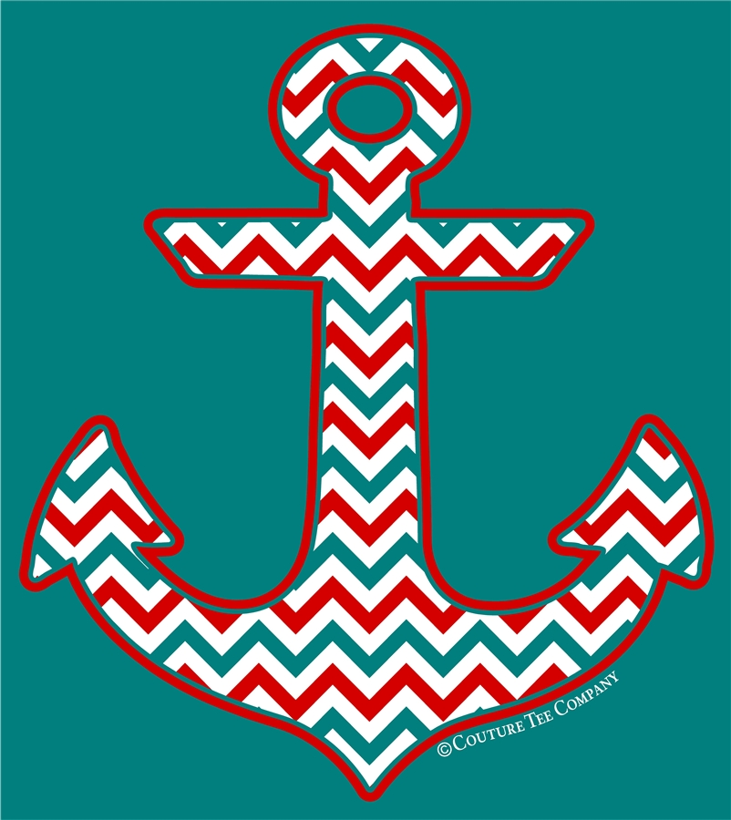 Chevron Wallpaper With Anchor Chevron anchor w faux 802x900