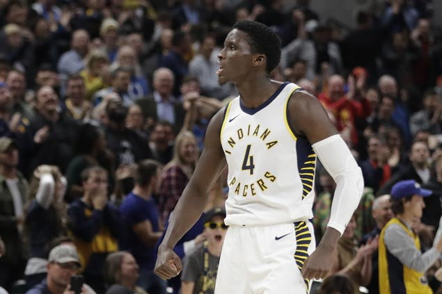 Victor Oladipo hits triple to cap Pacers rally against 635x423