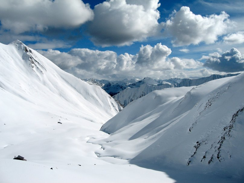 snow covered mountains wallpaper   ForWallpapercom 808x606