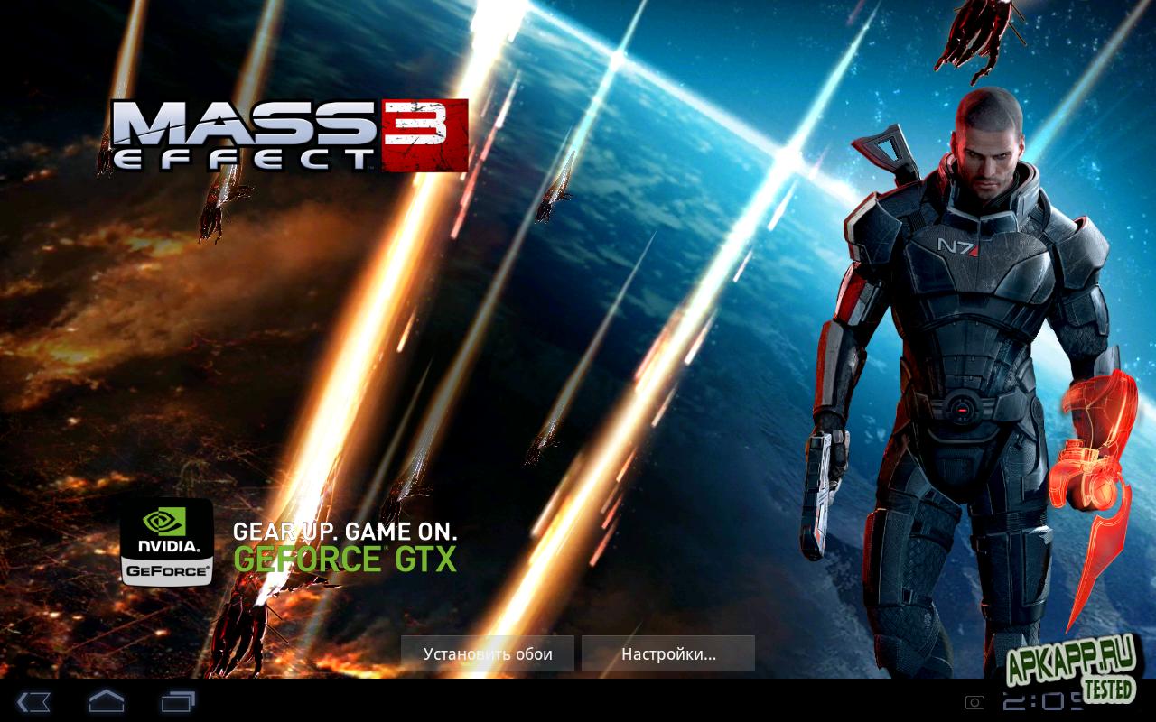 Mass Effect Infiltrator скачать на Android