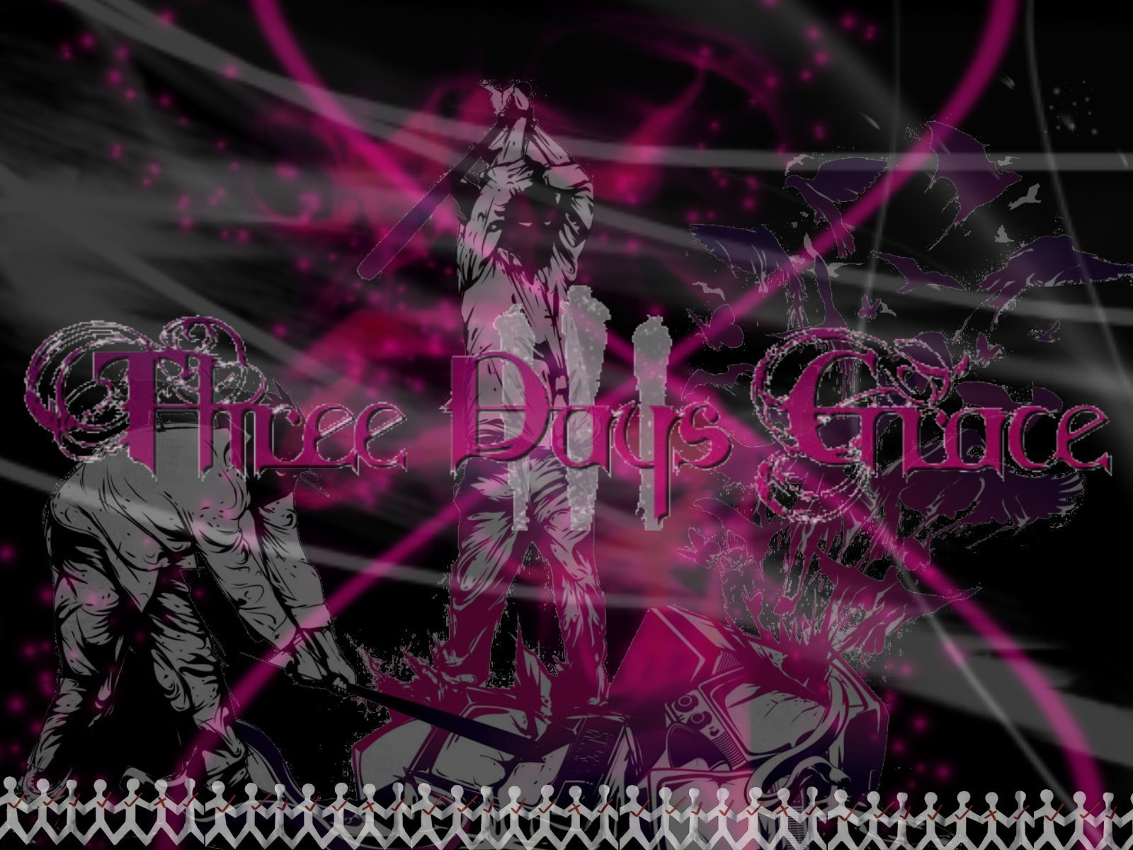Three Days Grace images Three Days Grace HD wallpaper and 1600x1200