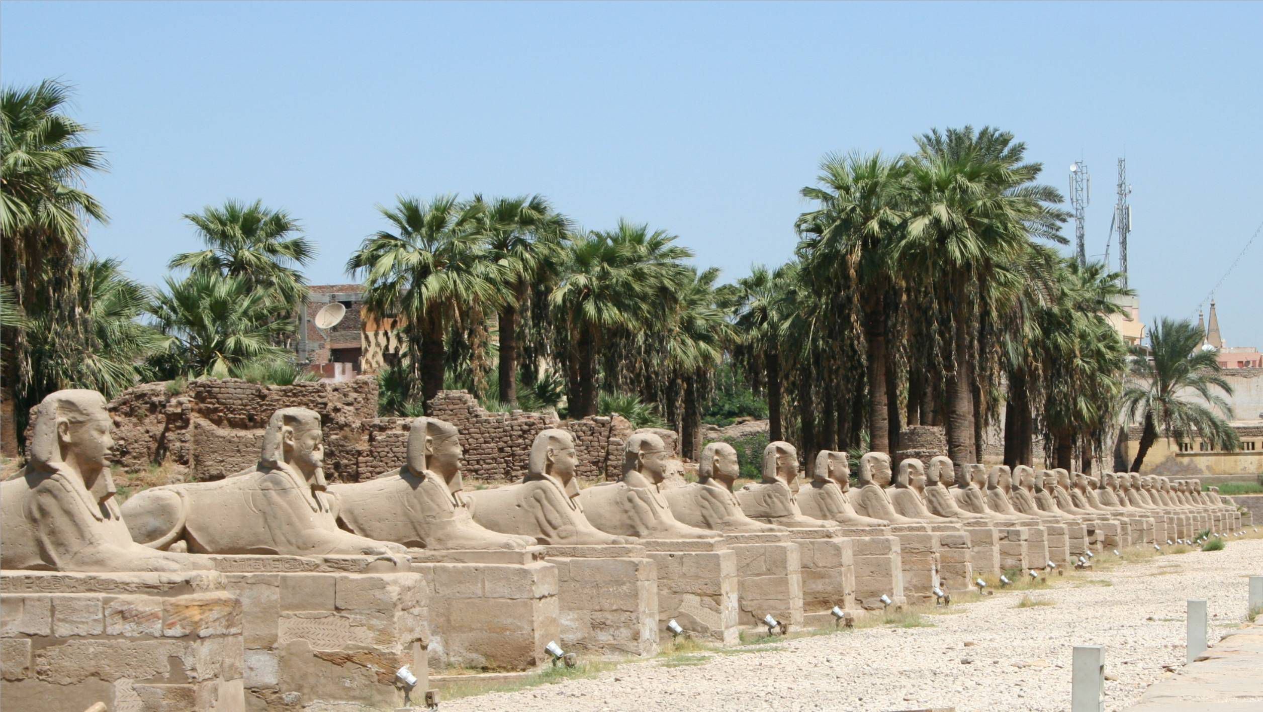 Luxor High Definition Wallpapers 2512x1417