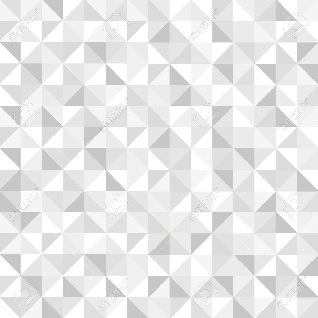 White Geometric Triangle Wallpaper 5 1300x1300