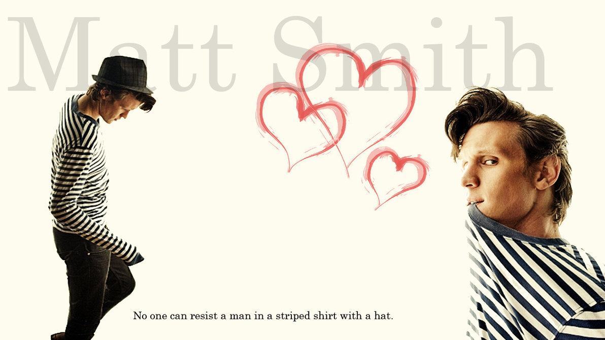 Matt Smith Wallpaper by firstdragonrider 1192x670