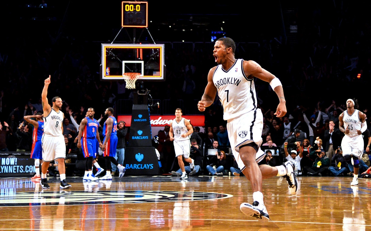 Joe Johnson Wallpapers HD Collection For Download 1440x900