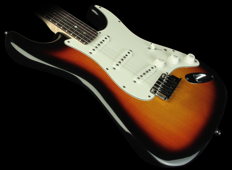 Fender Custom Shop Stratocaster 800x588