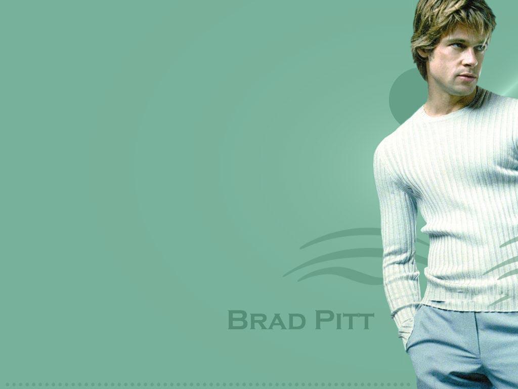 Brad Pitt Wallpaper For PC Wallpaper WallpaperLepi 1024x768
