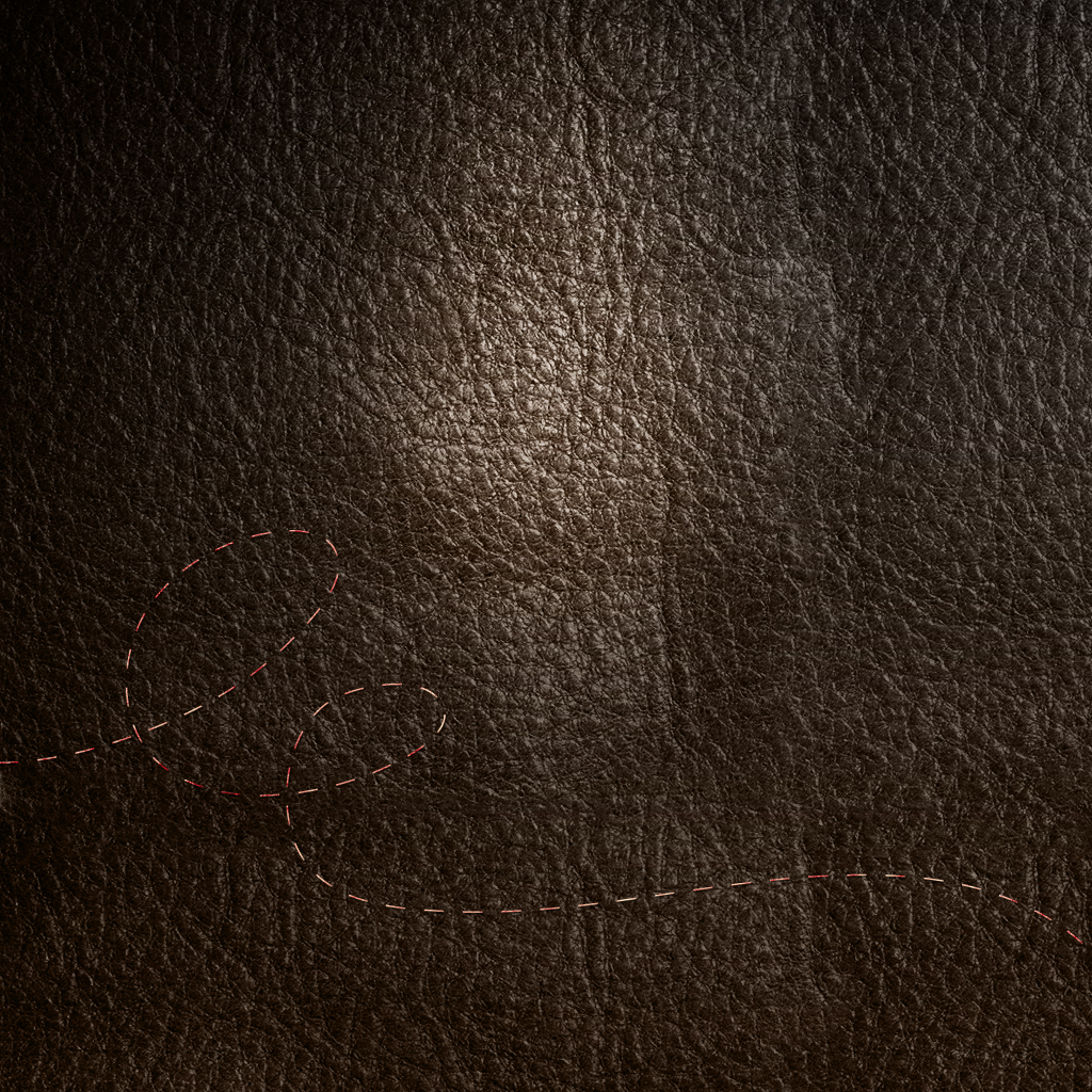 Brown leather Mobile Wallpaper