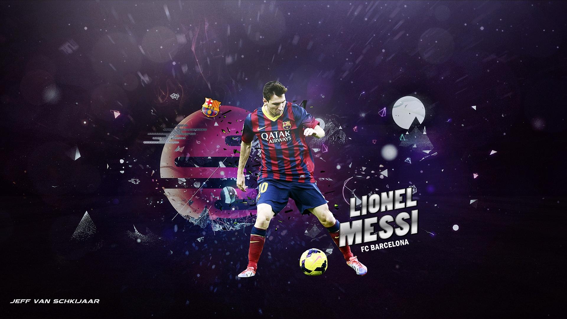 Lionel Messi FC Barcelona Wallpaper HD 2014 4 Football Wallpaper HD 1920x1080