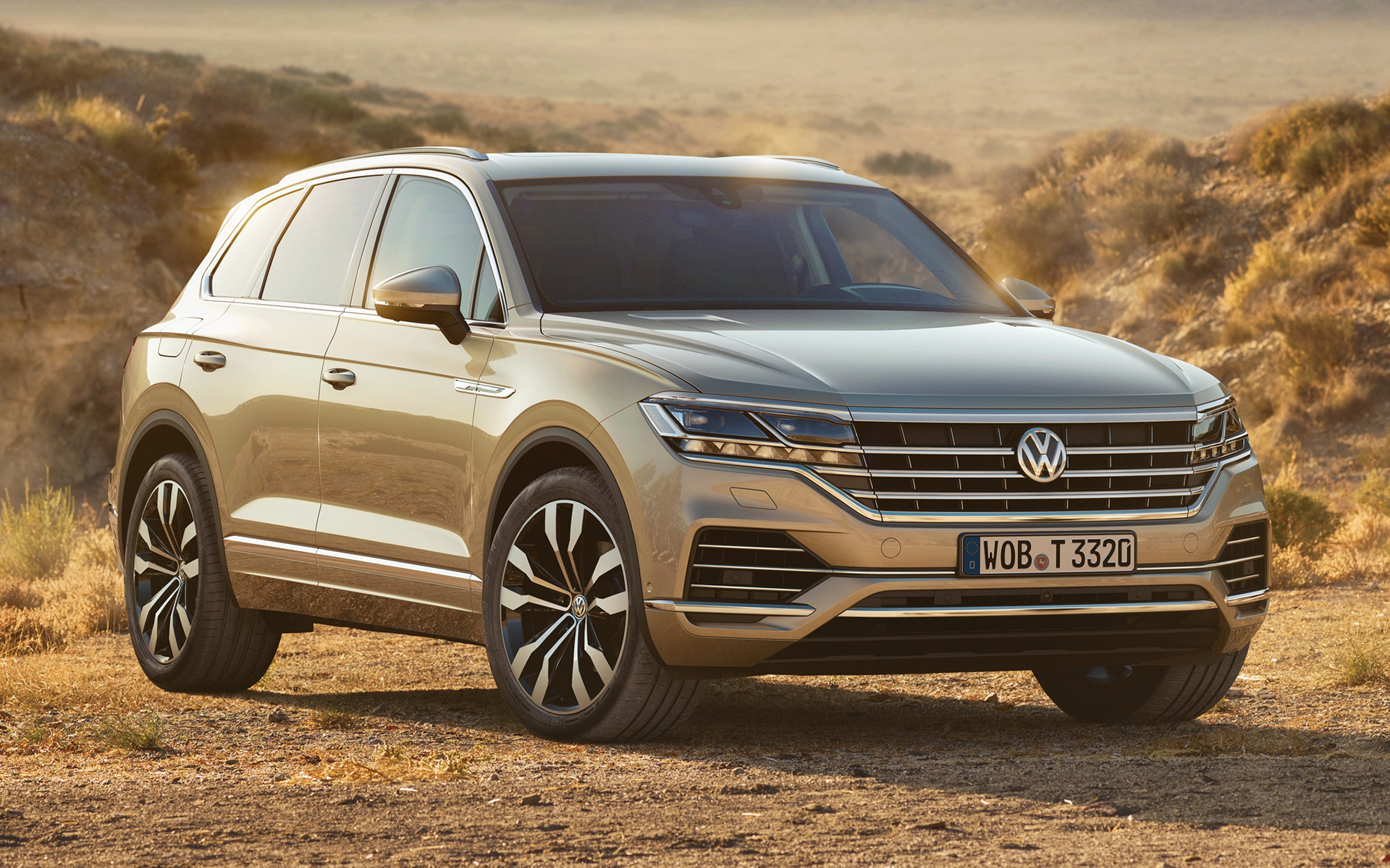 2018 Volkswagen Touareg   Wallpapers and HD Images Car Pixel 1920x1200