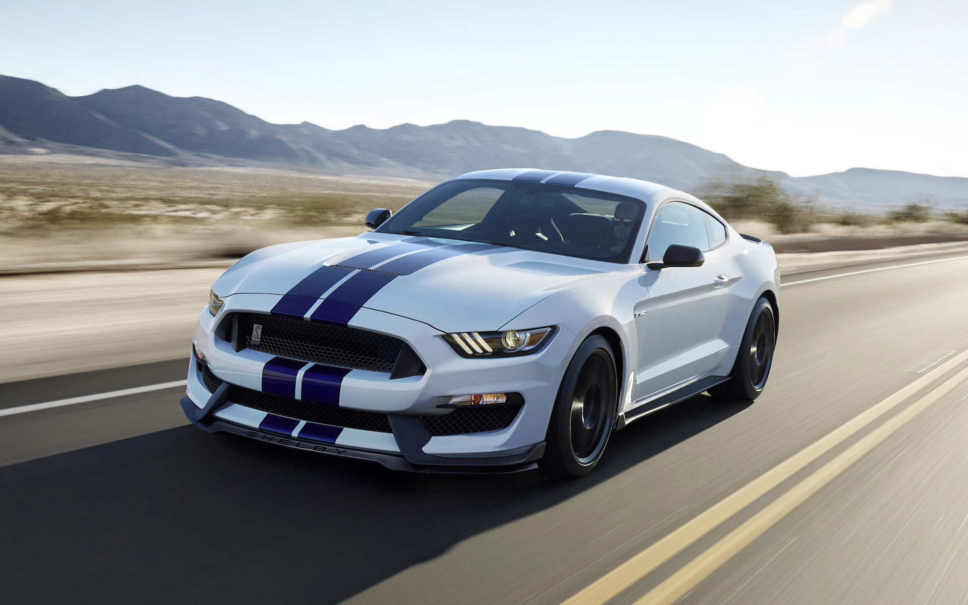 2016 Ford Mustang Shelby GT350 Wallpaper 1920x1200