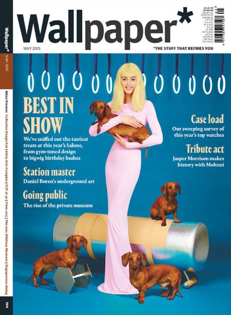 Wallpaper Magazine   May 2015 Download Today Files 450x614