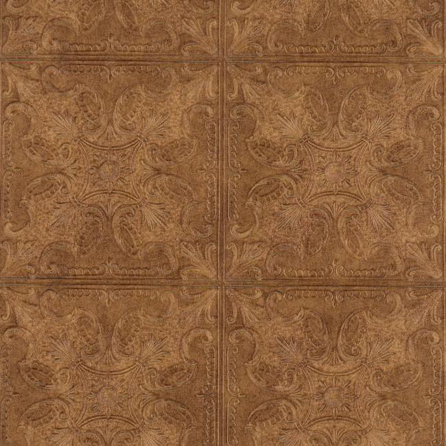 Ceiling Tile Heavy Duty Wallpaper PA131206   All 4 Walls Wallpaper 650x650