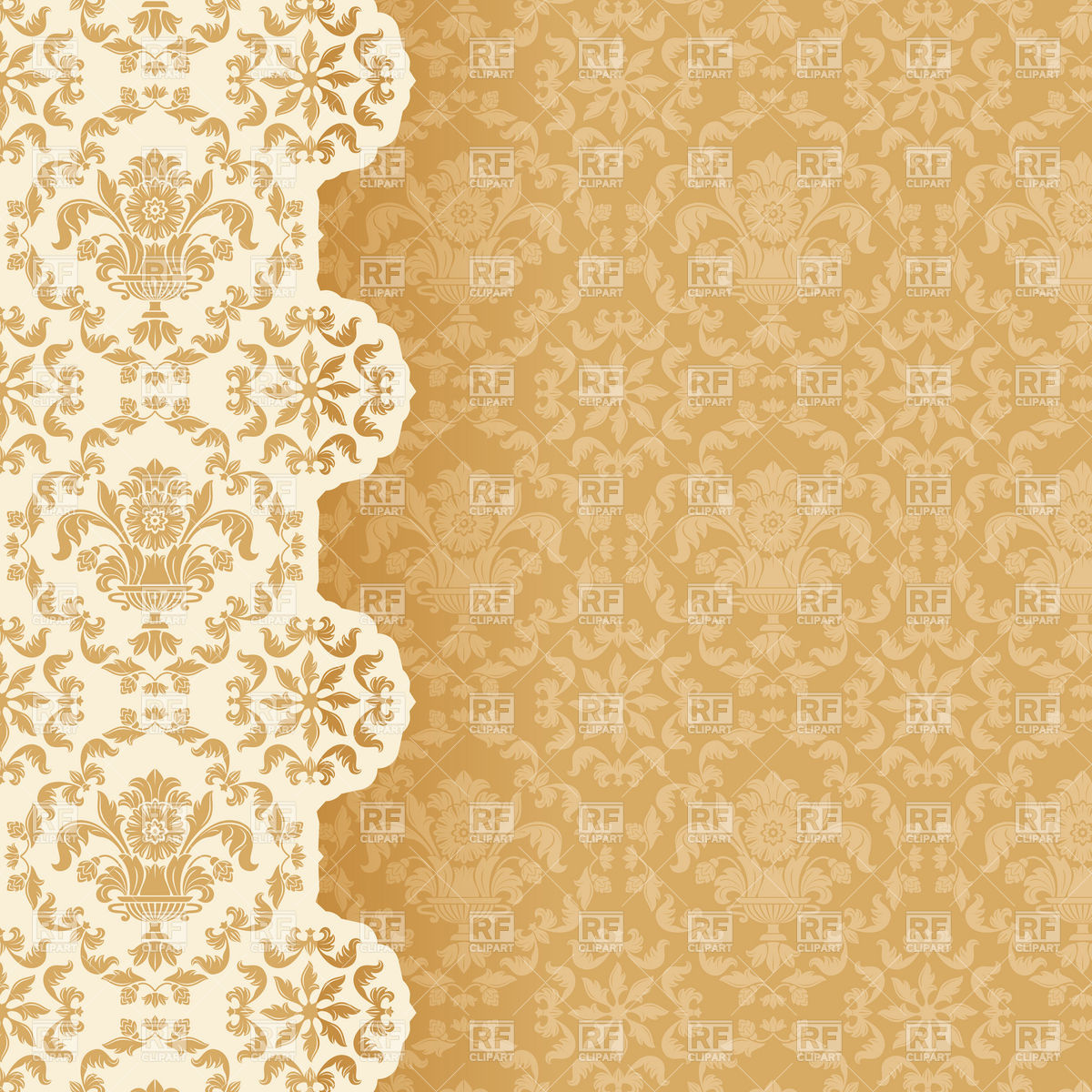 Victorian style wallpaper background 18880 Backgrounds Textures 1200x1200