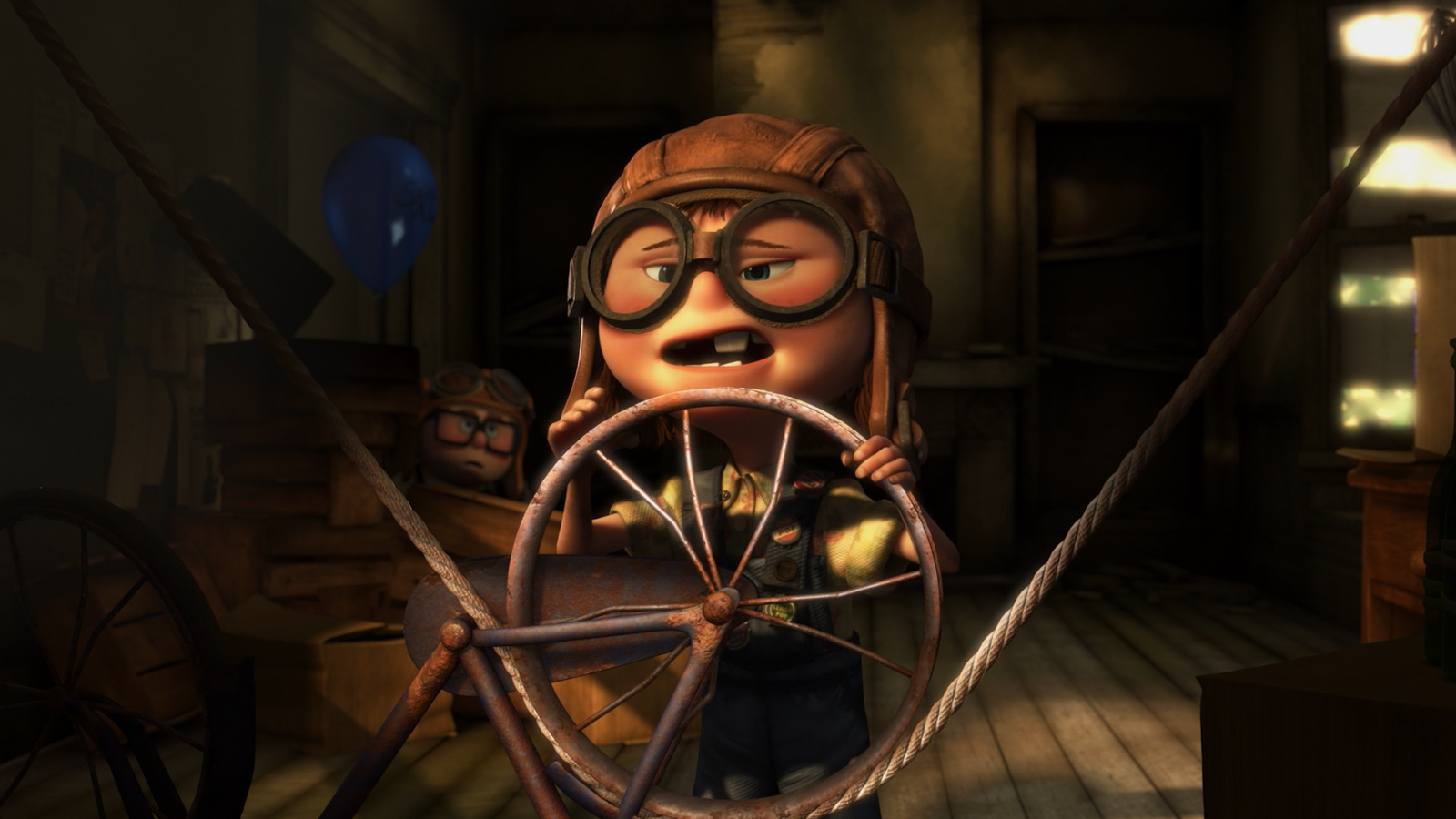 UP 3D Movie Pixar Studios HD Wallpapers Cartoon Wallpapers 1600x900