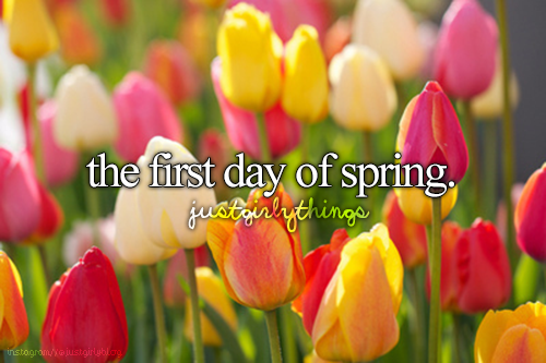 The First Day Of Spring Pictures Photos and Images for 500x333