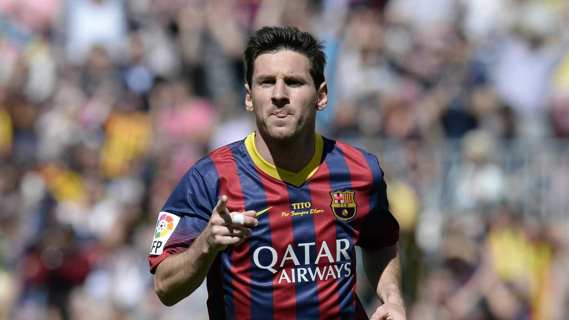 Messi A lion doesnt concern himself with the opinions of a 1820x1024